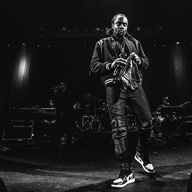 Wale photo by Todd Cooper